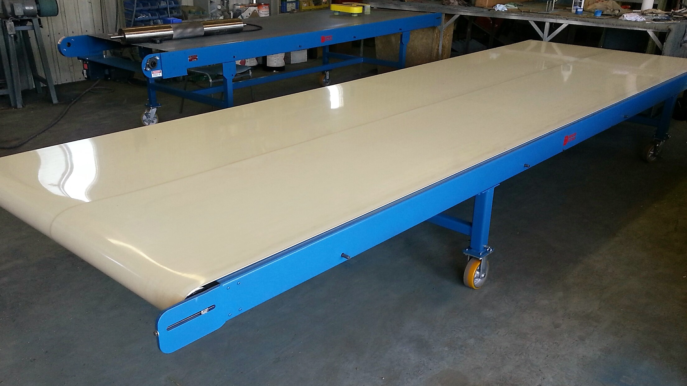 Picture of Belt Conveyor