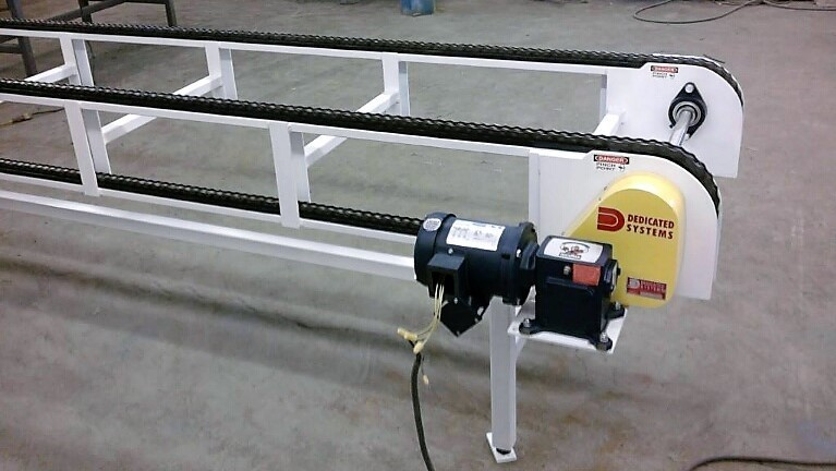 Picture of Chain Conveyor