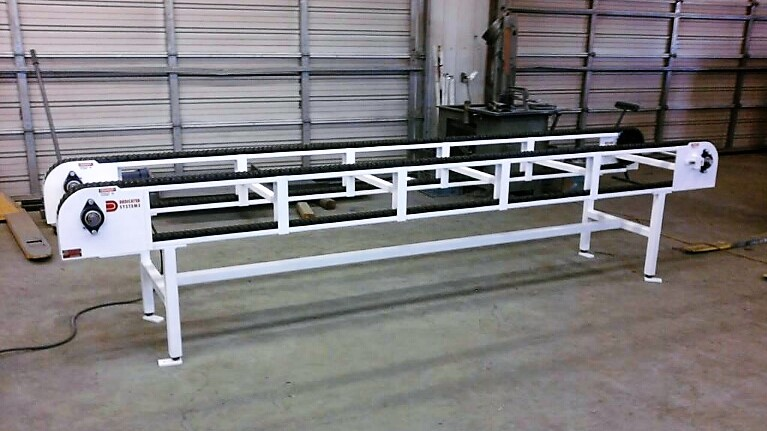 Picture of Dual Strand Chain Conveyor