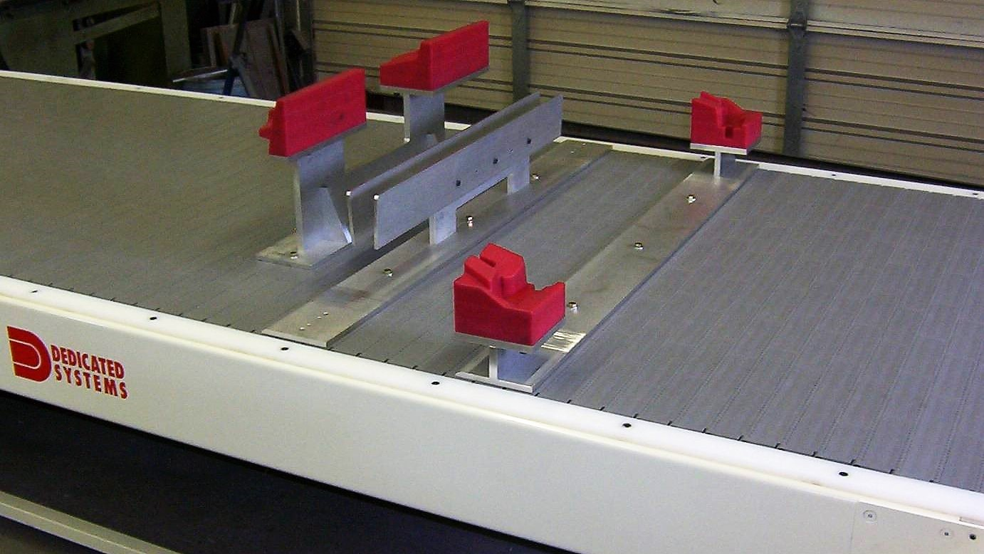 Picture of Plastic Chain Conveyor