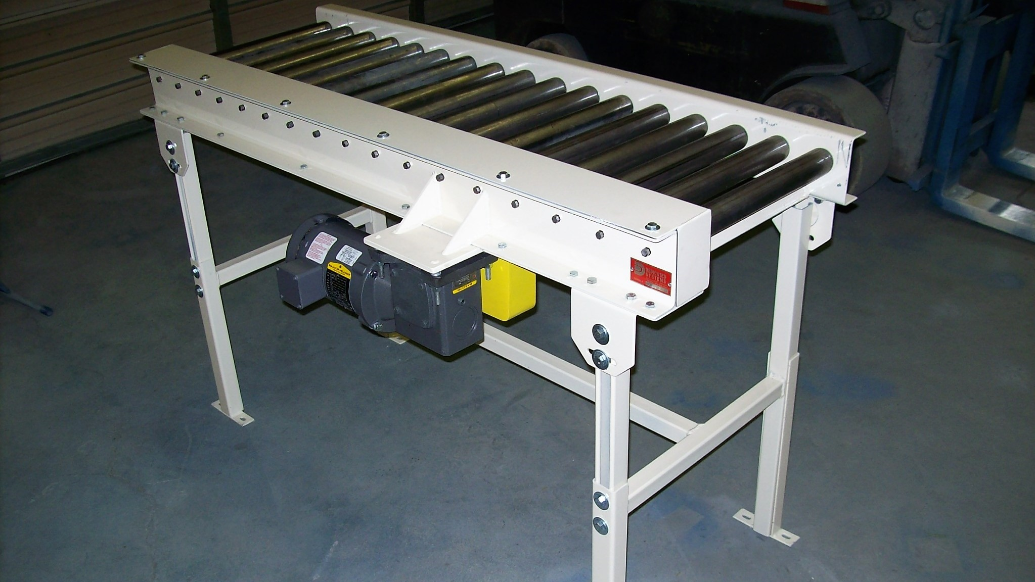 Dedicated Conveying Systems | Manufacturer of Custom Conveying Systems