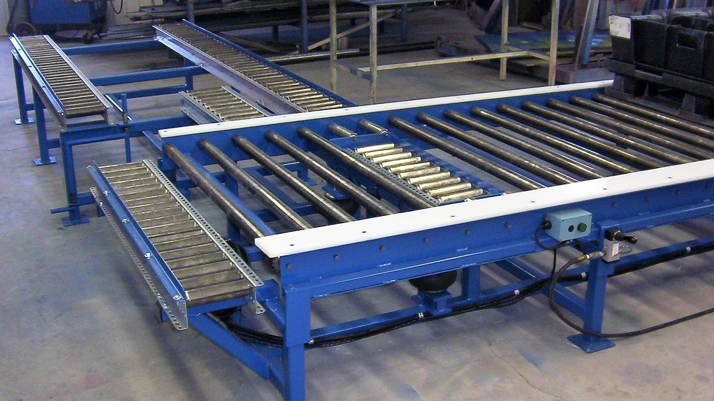 Picture of Roller Conveyor